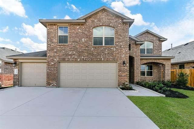 9318 Downing Street, Rosenberg, TX 77469 (MLS #47521642) :: Ellison Real Estate Team