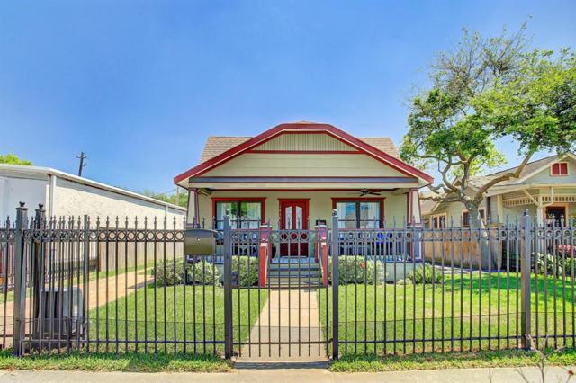 1430 Studewood Street, Houston, TX 77008 (MLS #47570307) :: The SOLD by George Team