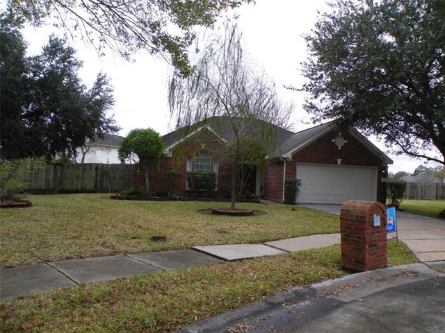 108 Bay Creek Court, Dickinson, TX 77539 (MLS #47587920) :: Texas Home Shop Realty