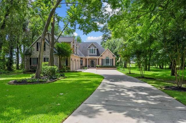 11533 Grandview Drive, Montgomery, TX 77356 (#47944431) :: ORO Realty