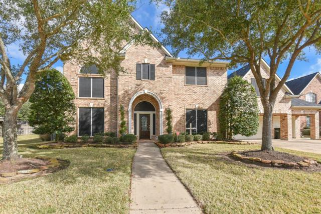 6910 Spring Run, Katy, TX 77494 (MLS #48007054) :: Caskey Realty