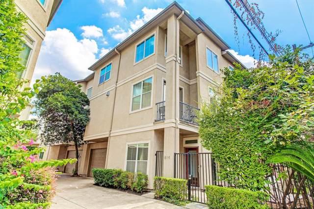 814 Cohn St Street, Houston, TX 77007 (MLS #48163899) :: Green Residential