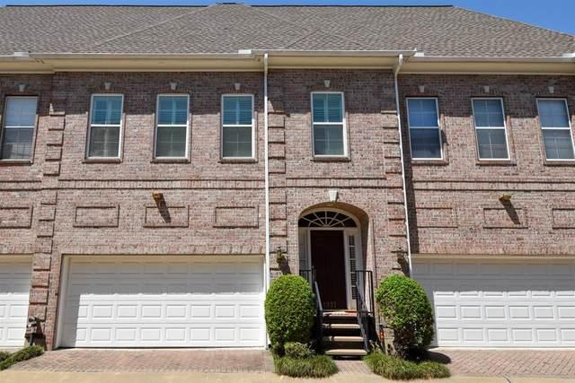 1921 Woodbury Street, Houston, TX 77030 (MLS #48237150) :: Michele Harmon Team