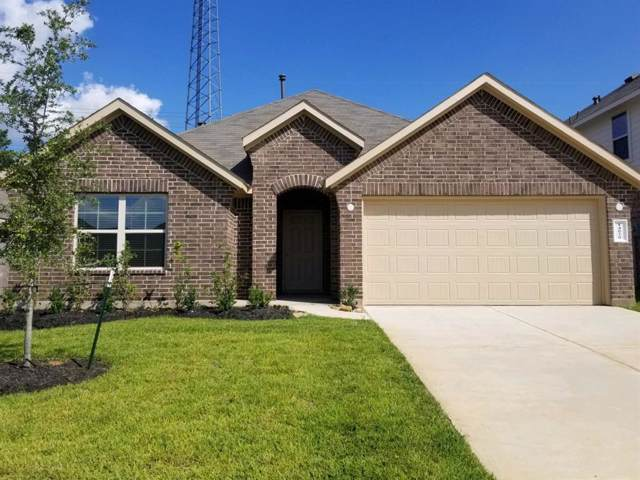 14020 Silver Falls Court, Conroe, TX 77384 (MLS #48276953) :: The Home Branch