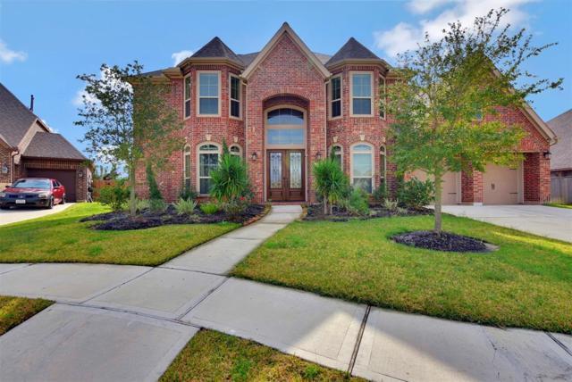 2825 N Moss Lake Lane, Pearland, TX 77584 (MLS #48290270) :: Giorgi Real Estate Group