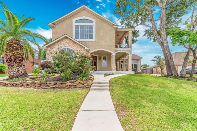 5337 Montego Cove Drive, Willis, TX 77318 (MLS #48432105) :: The Home Branch