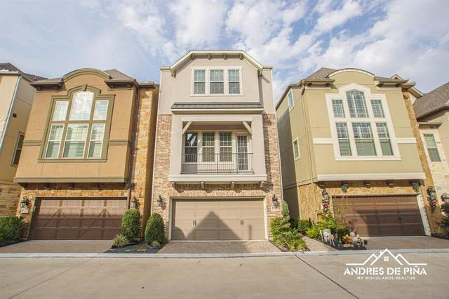 8318 Ginger Oak Street, Houston, TX 77055 (MLS #48484213) :: The SOLD by George Team