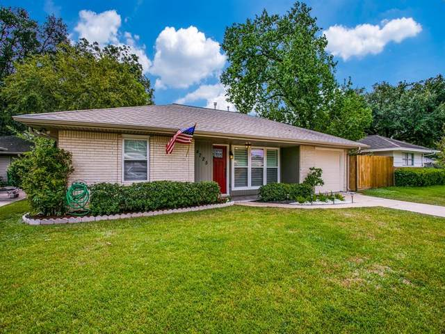4725 Chrystell Lane, Houston, TX 77092 (MLS #48611447) :: The SOLD by George Team