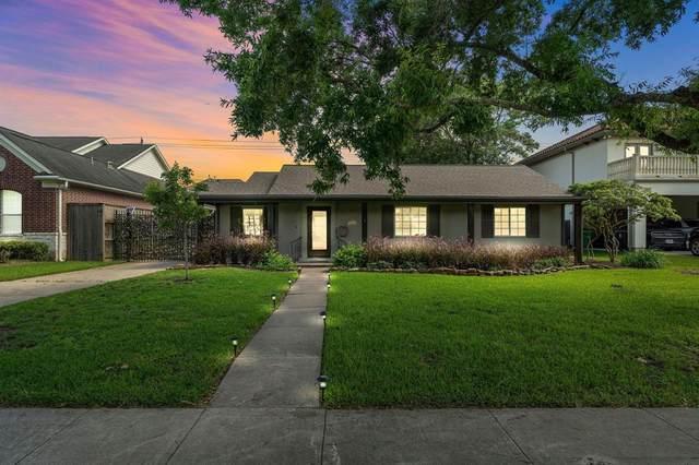 3836 Bellefontaine Street, Houston, TX 77025 (MLS #48722400) :: The Freund Group