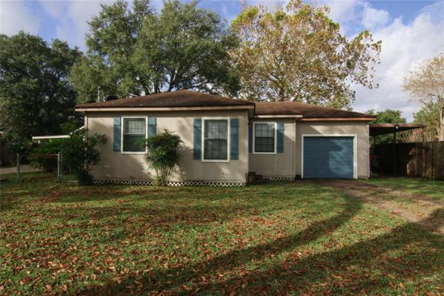 4418 Main Street, Santa Fe, TX 77510 (MLS #48845898) :: The SOLD by George Team