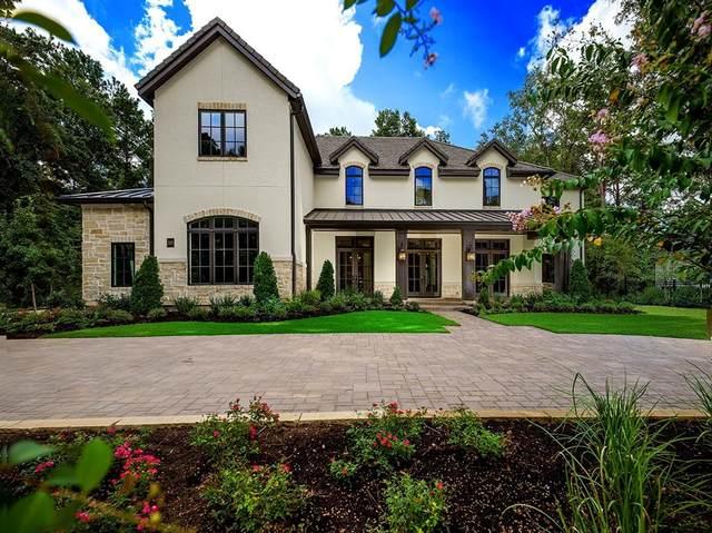 10 Old Overton Place, The Woodlands, TX 77389 (MLS #48880630) :: Ellison Real Estate Team