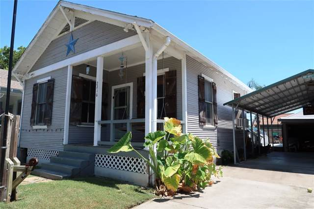 2216 44th Street, Galveston, TX 77550 (MLS #48929393) :: The Parodi Team at Realty Associates