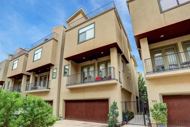 787 Waverly Street, Houston, TX 77007 (MLS #48999240) :: Phyllis Foster Real Estate