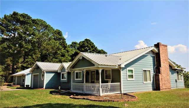 194 Pine Ridge Drive, Livingston, TX 77351 (MLS #49177444) :: Connect Realty