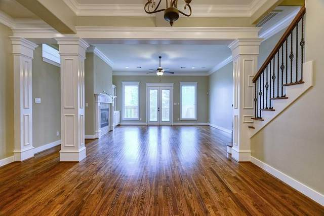 1332 W 25th Street A, Houston, TX 77008 (MLS #49248382) :: Lerner Realty Solutions