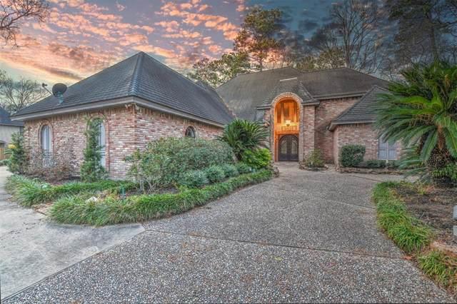 4803 Big Falls Drive, Kingwood, TX 77345 (MLS #4929605) :: The Home Branch