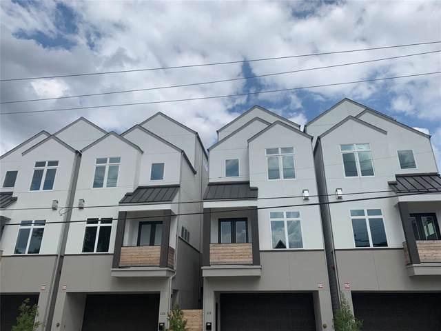620 Roy, Houston, TX 77007 (MLS #49485284) :: Texas Home Shop Realty