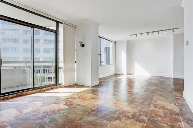14 Greenway Plaza 7L, Houston, TX 77046 (MLS #49500493) :: The SOLD by George Team