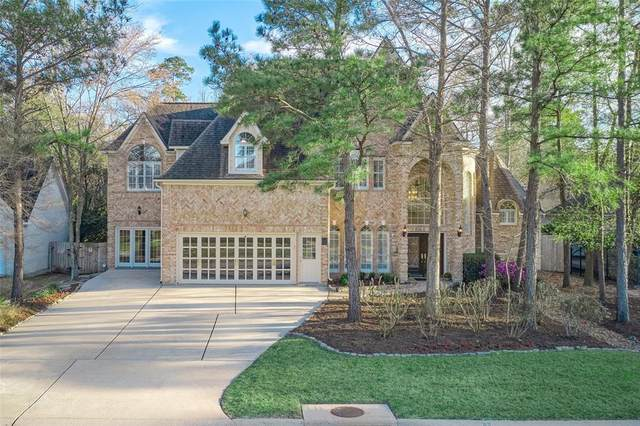 22 Leeward Cove Drive, The Woodlands, TX 77381 (MLS #49539744) :: The Bly Team