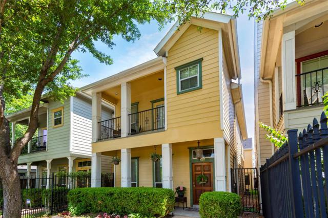 1022 E 27th Street, Houston, TX 77009 (MLS #49730188) :: The Heyl Group at Keller Williams