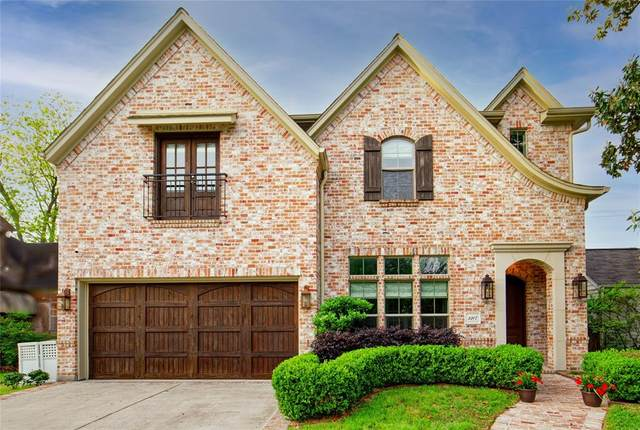 2207 Dryden Road, Houston, TX 77030 (MLS #50085433) :: Michele Harmon Team