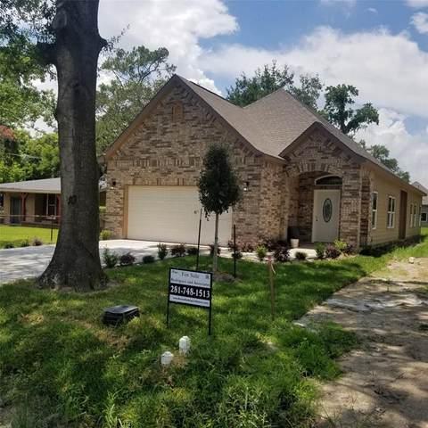 8619 Bertwood, Houston, TX 77016 (MLS #50134001) :: The Heyl Group at Keller Williams