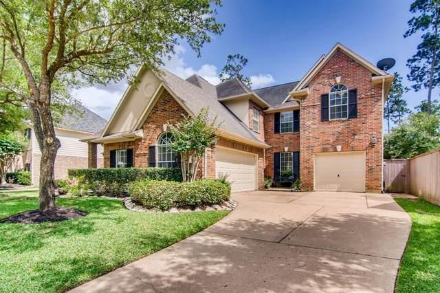 1206 Cricklewood Lane, Spring, TX 77379 (MLS #5026691) :: The Bly Team