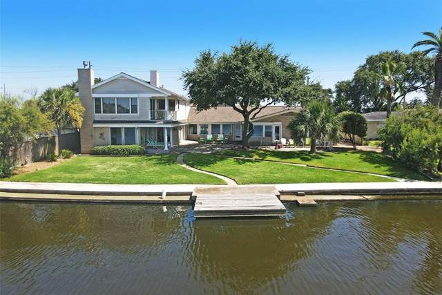 18 S Shore Drive, Galveston, TX 77551 (MLS #50302794) :: The Home Branch