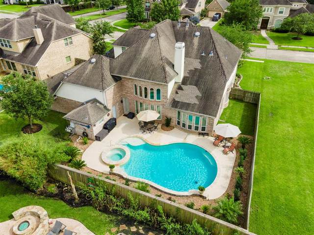 4919 Cross Creek Lane, League City, TX 77573 (MLS #50422251) :: Texas Home Shop Realty