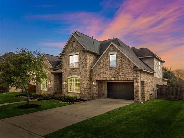 5711 Evening Oaks Lane, Fulshear, TX 77441 (MLS #50547932) :: The Jennifer Wauhob Team
