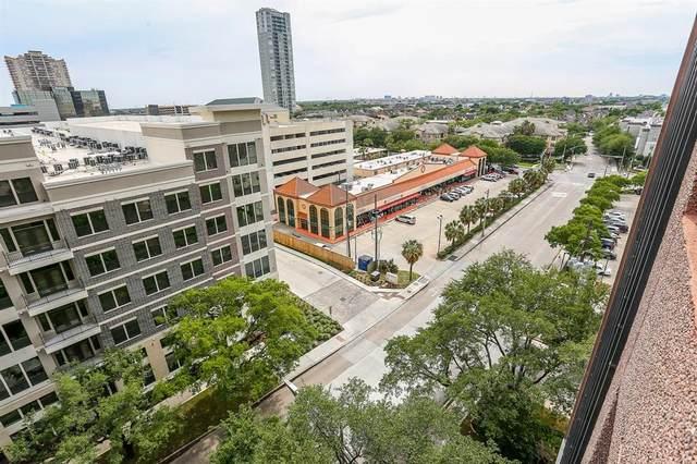 5150 Hidalgo Street #905, Houston, TX 77056 (MLS #50585110) :: All Cities USA Realty