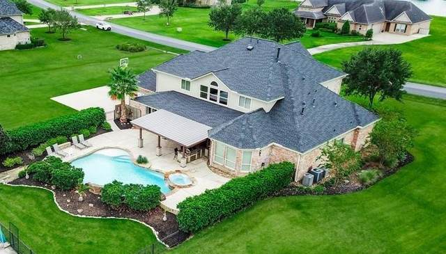 3519 Lakes Of Katy Lane, Katy, TX 77493 (#5063819) :: ORO Realty