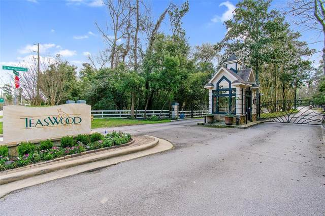 7443 Teaswood Drive, Conroe, TX 77304 (MLS #50721536) :: The Home Branch