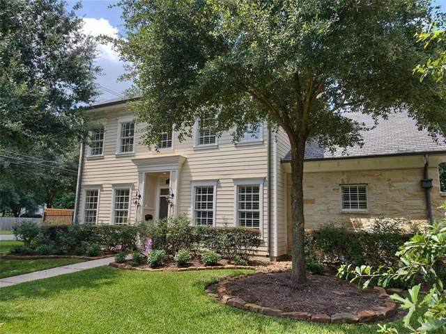 1730 Hewitt Drive, Houston, TX 77018 (MLS #50867381) :: The Home Branch