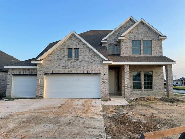 13025 Wintery Tide Drive, Texas City, TX 77568 (MLS #50949677) :: All Cities USA Realty