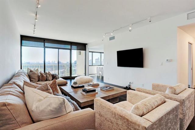 121 N Post Oak Lane #1703, Houston, TX 77024 (MLS #5134111) :: Giorgi Real Estate Group