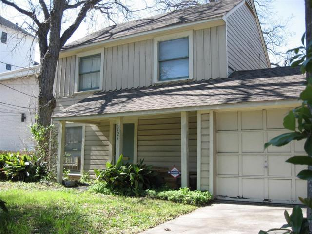 1724 Fairview Street, Houston, TX 77006 (MLS #51391966) :: Texas Home Shop Realty