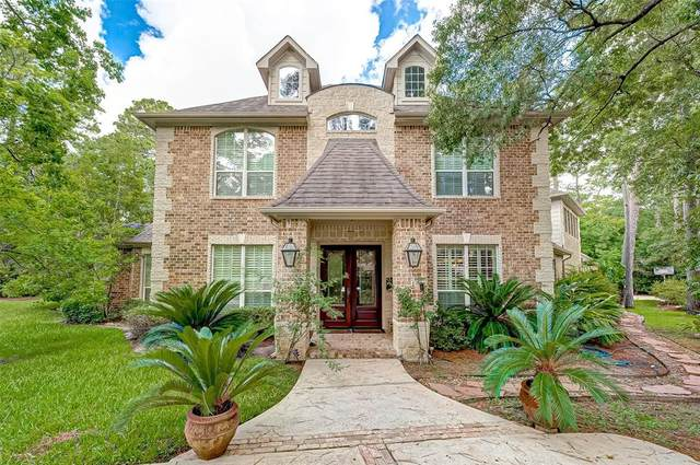 12602 Overcup Drive, Houston, TX 77024 (MLS #51406185) :: The Bly Team