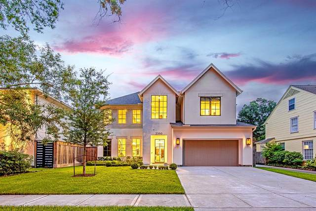 2350 Tangley Street, Houston, TX 77005 (MLS #51406199) :: The SOLD by George Team