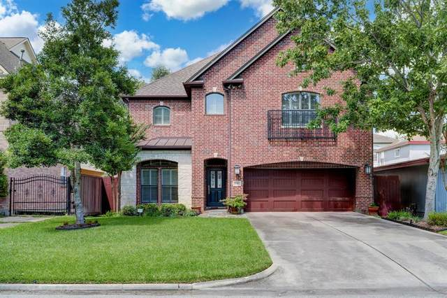 4416 Oleander Street, Bellaire, TX 77401 (MLS #51478086) :: All Cities USA Realty
