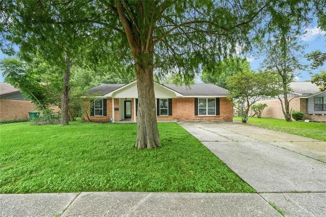 11918 Ashcroft Drive, Houston, TX 77035 (MLS #51504858) :: The Wendy Sherman Team