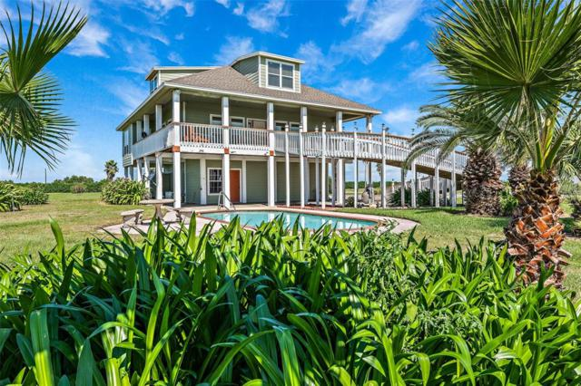 979 Rancho Carribe Drive, Crystal Beach, TX 77650 (MLS #51530378) :: Texas Home Shop Realty