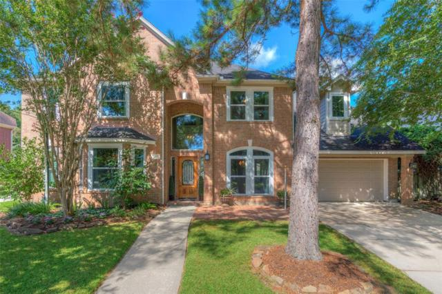 3519 Clover Creek Drive, Kingwood, TX 77345 (MLS #51588551) :: The Bly Team