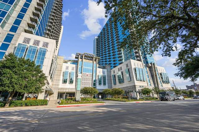 5925 Almeda Road #12710, Houston, TX 77004 (MLS #51998384) :: All Cities USA Realty