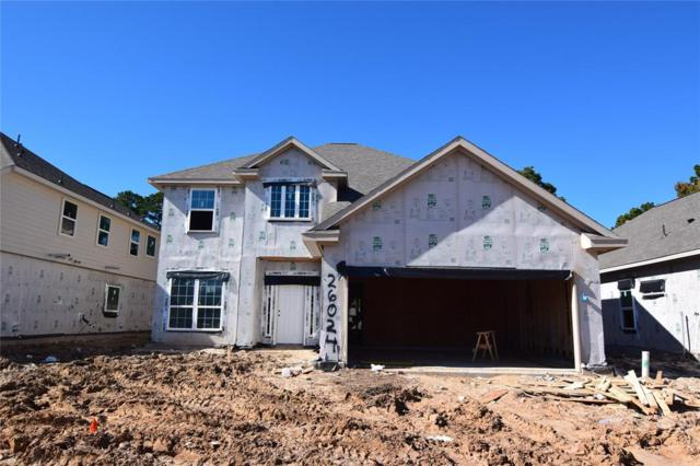 26024 Hastings Ridge Lane, Kingwood, TX 77339 (MLS #52077821) :: Texas Home Shop Realty