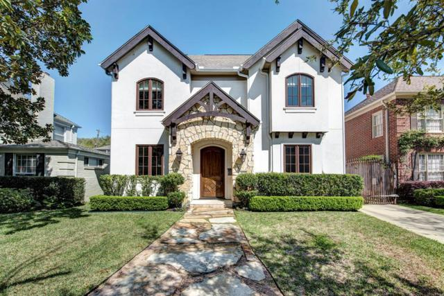 3128 Quenby, West University Place, TX 77005 (MLS #52090443) :: Giorgi Real Estate Group