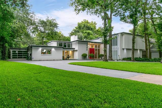 245 Chimney Rock Road, Houston, TX 77024 (MLS #52136567) :: The SOLD by George Team