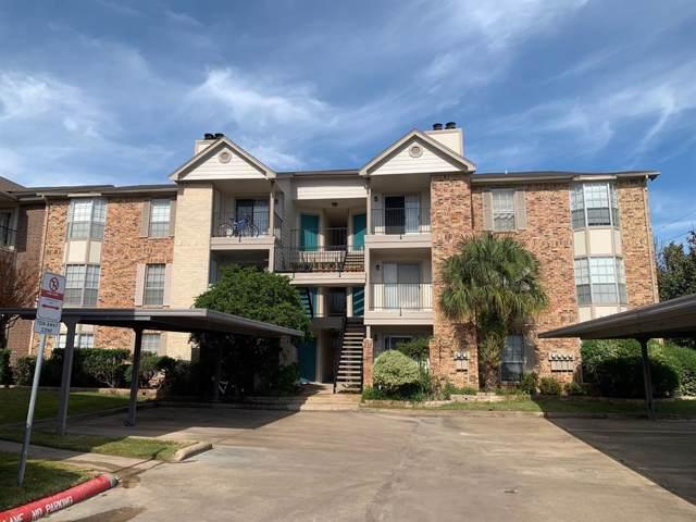 2121 Hepburn Street #715, Houston, TX 77054 (MLS #52199402) :: Caskey Realty