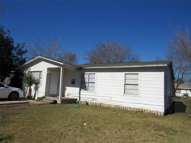 253 N Carolina, Houston, TX 77029 (MLS #52200903) :: Giorgi Real Estate Group