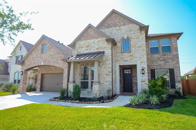 6707 Cottonwood Crest Lane, Katy, TX 77493 (MLS #52230464) :: The Parodi Team at Realty Associates